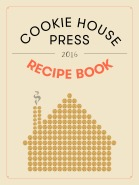 Cookie House Recipe Book Cover